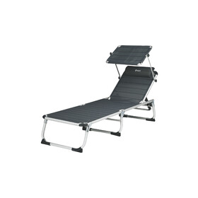 Outwell Victoria Camping lounger grijs